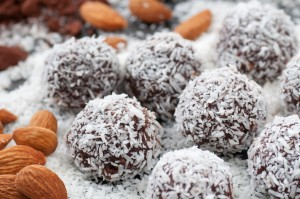 Raw Food Candy Balls
